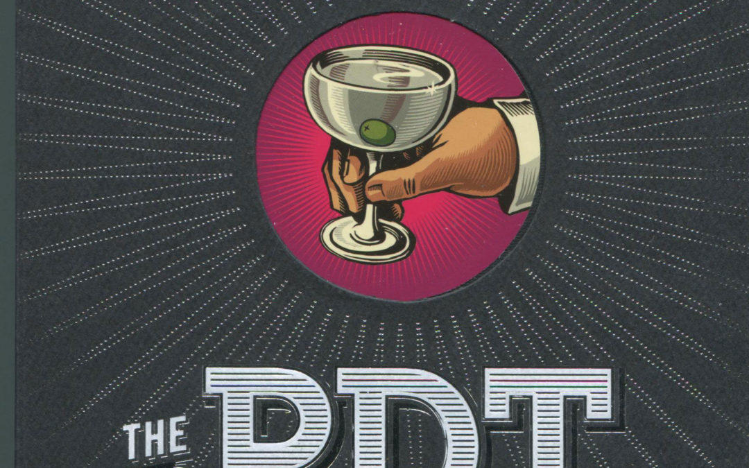 Cookbook Review: The PDT Cocktail Book by Jim Meehan