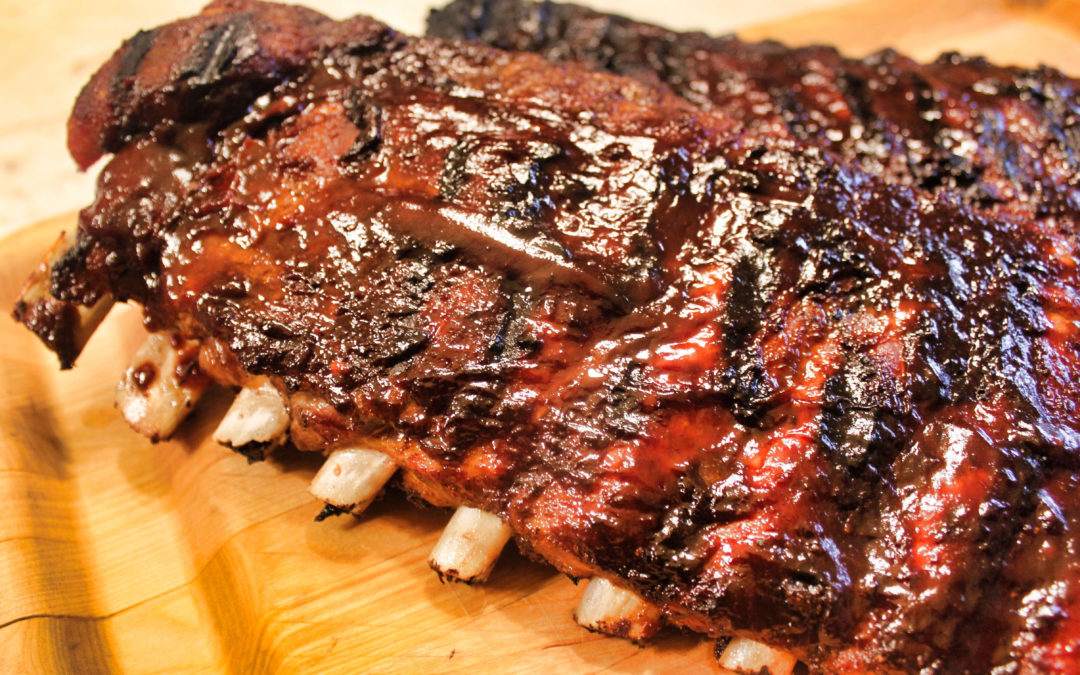 Great Ribs as Quickly as Possible: 5 hours, 10 minutes