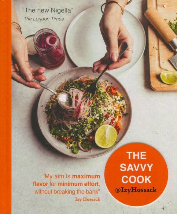 Cookbook review the savvy cook by ivy hossack cooking by the book cookbook review the savvy cook by ivy hossack forumfinder Gallery