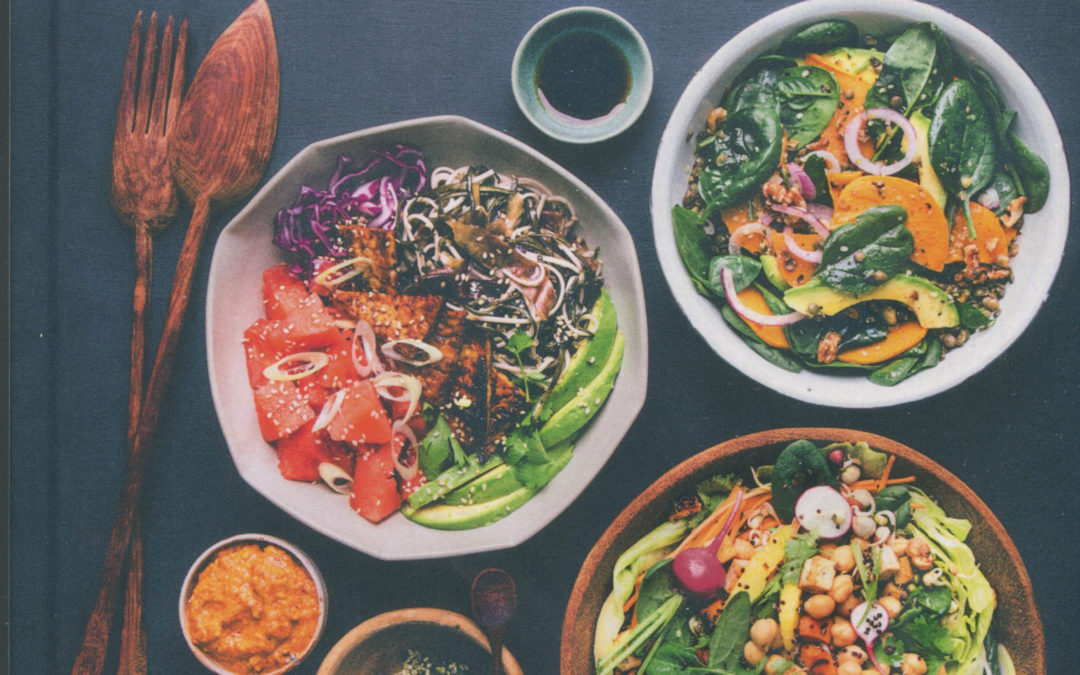 Cookbook Review: Bowls of Goodness by Nina OIsson