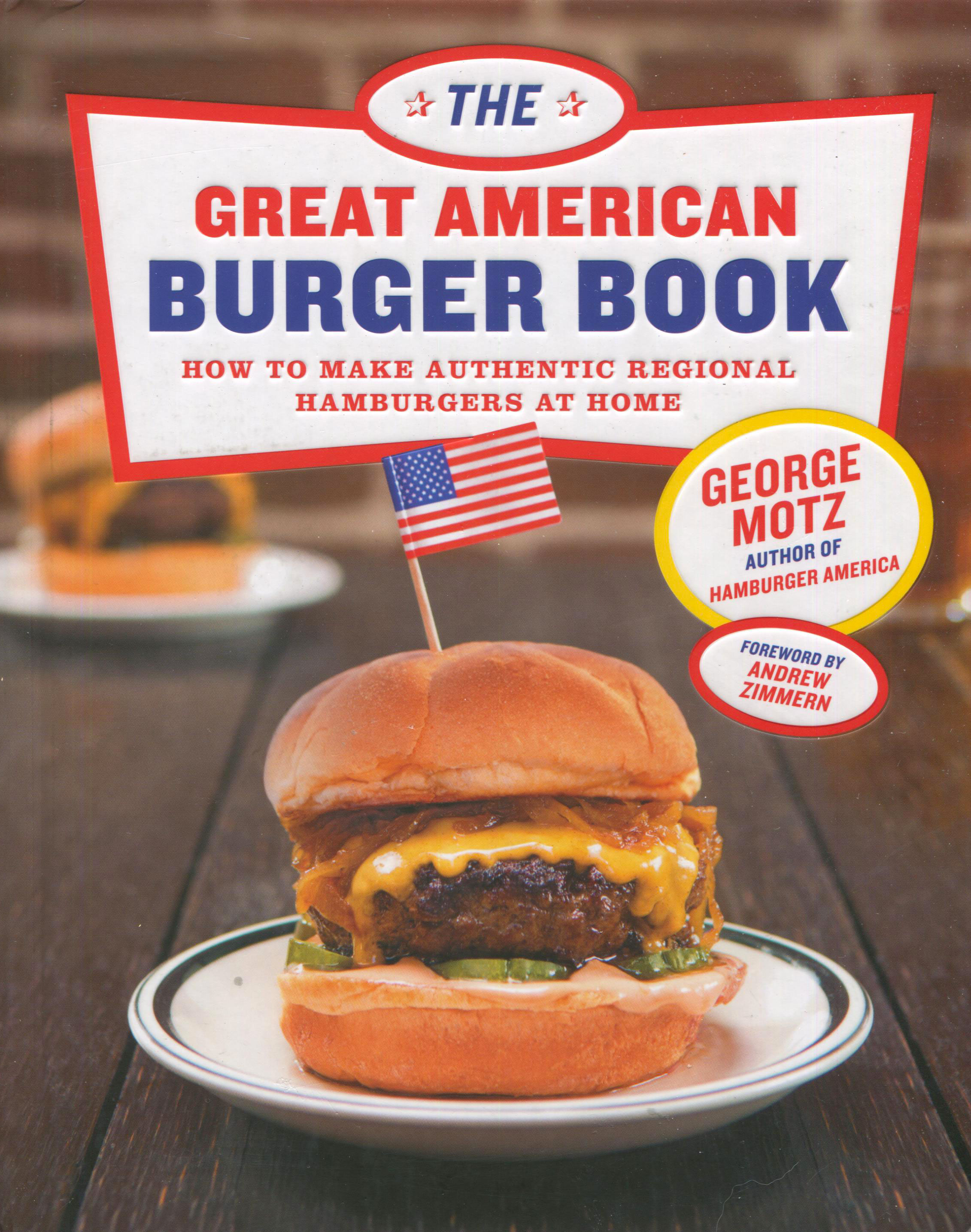 Cookbook Review The Great American Burger Book Cooking