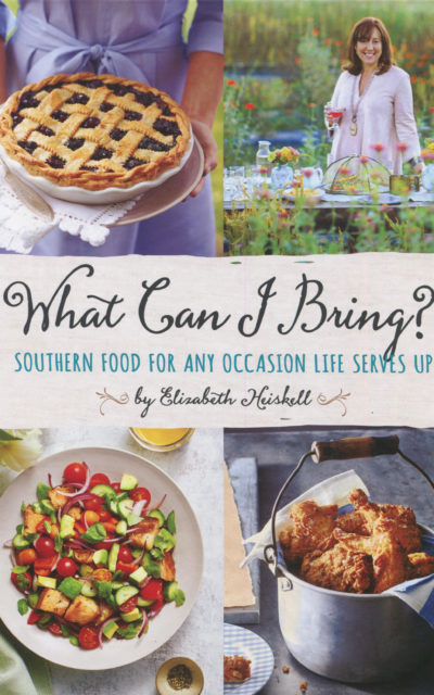 Cookbook Review: What Can I Bring? by Elizabeth Heiskell
