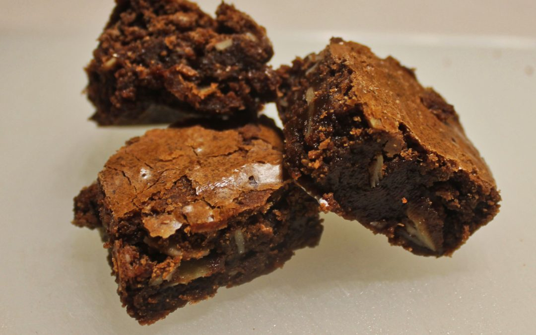 Mississippi Mud Brownies from The Perfect Cookie