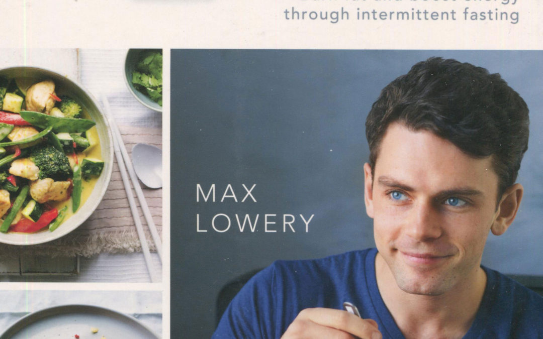 Cookbook Review: The 2 Meal Day by Max Lowery