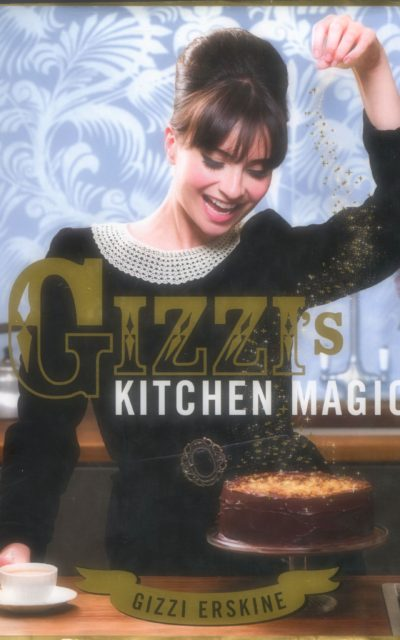TBT Cookbook Review: Gizzi's Kitchen Magic by Gizzi Erskine