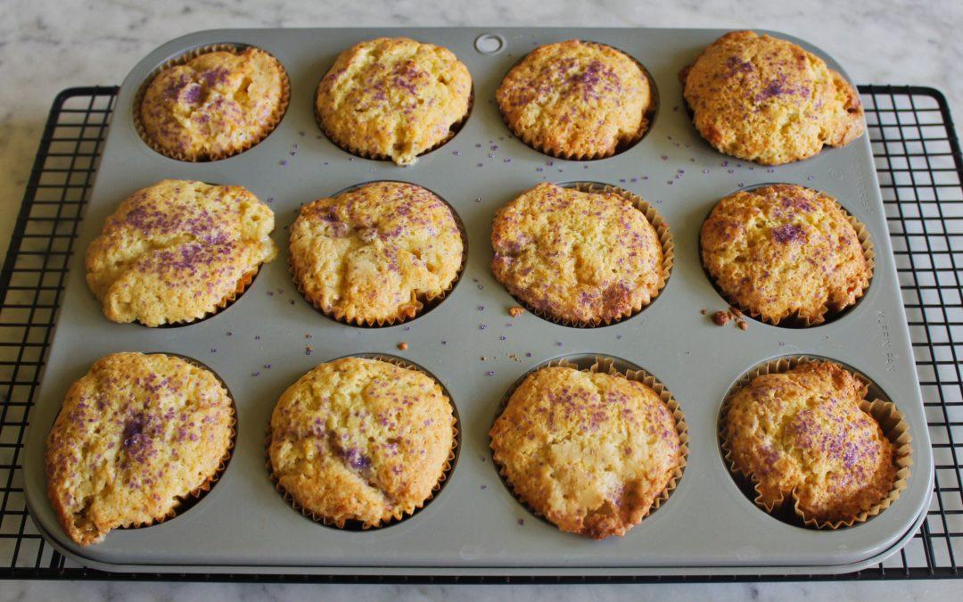 Favorite Vanilla Muffins