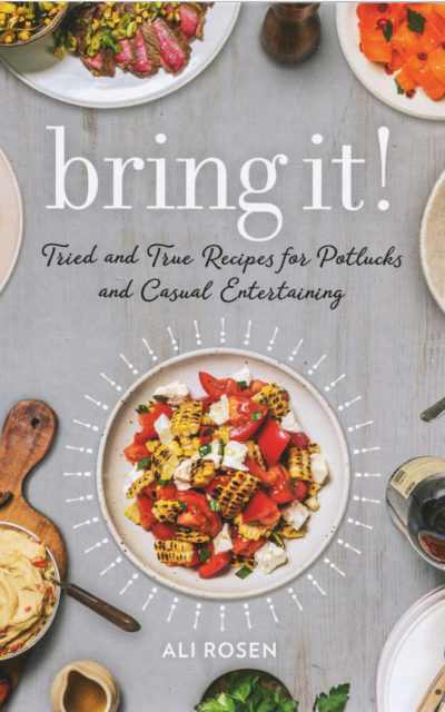 Cookbook Review: bring it! by Ali Rosen