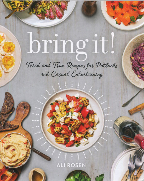 Cookbook review bring it by ali rosen cooking by the book sometimes if you judge a book by its cover and its subtitle you can miss some exciting nuances the subtitle for bring it is tried and true recipes for forumfinder Images