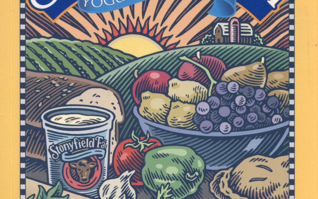 TBT Cookbook Review: Stonyfield Farm Yogurt Cookbook