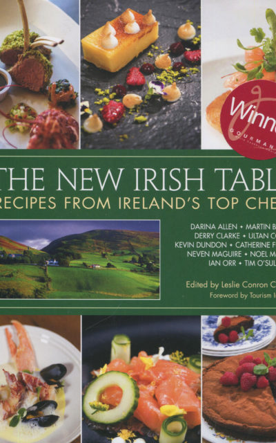 Cookbook Review: The New Irish Table