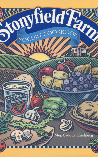 TBT Cookbook Review: Stonyfield Farm Yogurt Cookbook