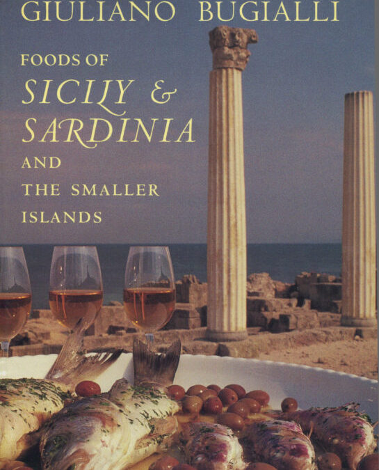TBT Cookbook Review: Foods of Sicily and Sardinia by Giuliano Bugialli