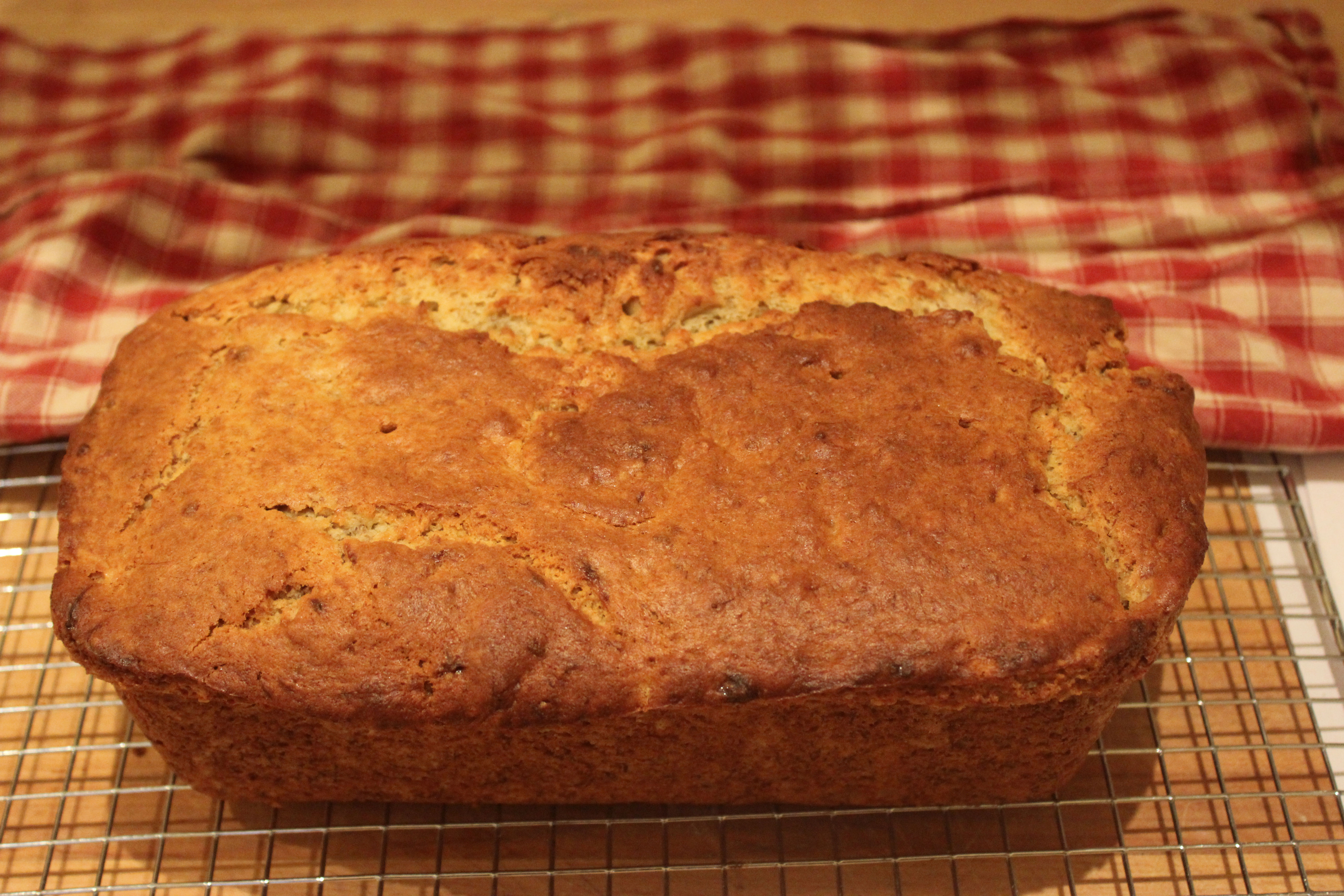 Clabber Girl Banana Bread Cooking By The Book