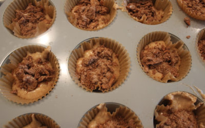 Easy Cinnamon Muffins