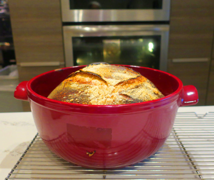 Bread Baking with Emile Henri Cookware