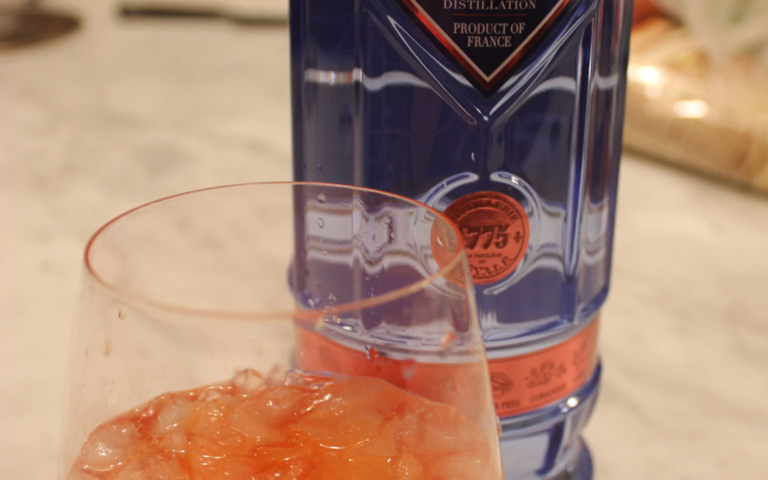 The Brightness: Aperol and Gin