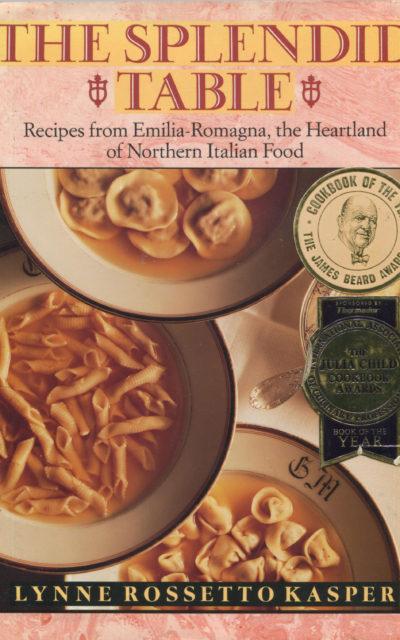 TBT Cookbook Review: The Splendid Table by Lynne Rossetto Kasper