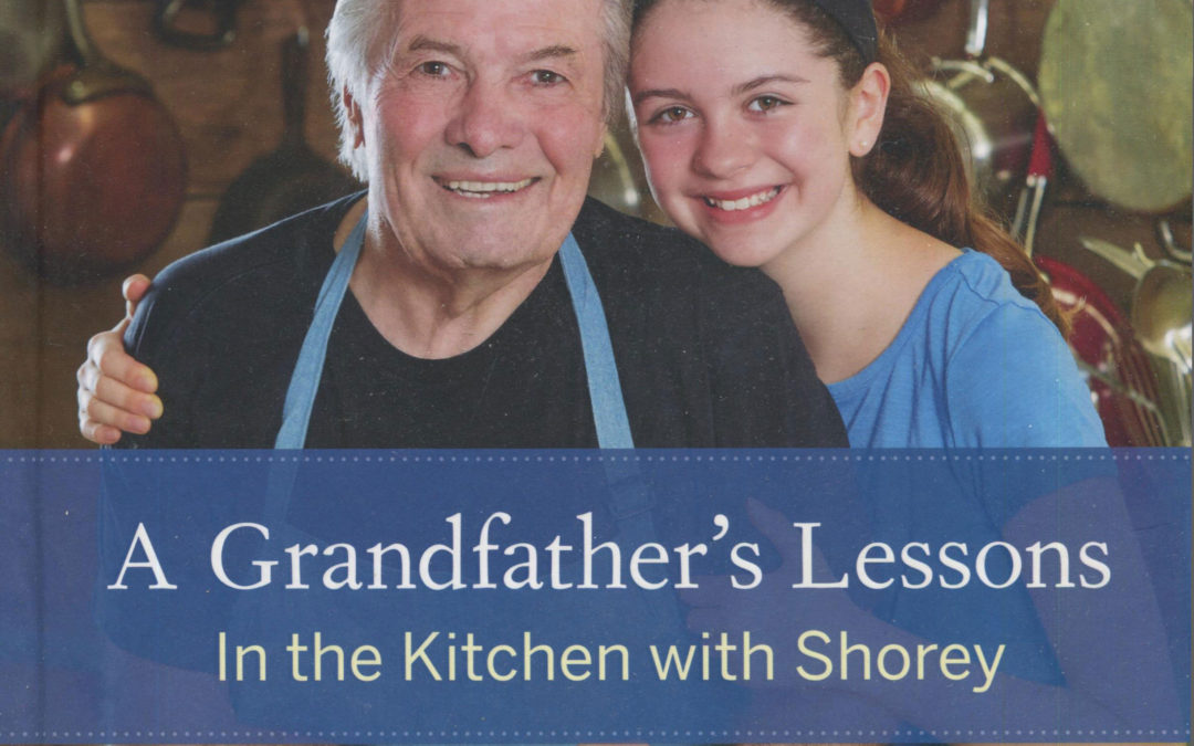 Cookbook Review: A Grandfather's Lesson by Jacques Pepin