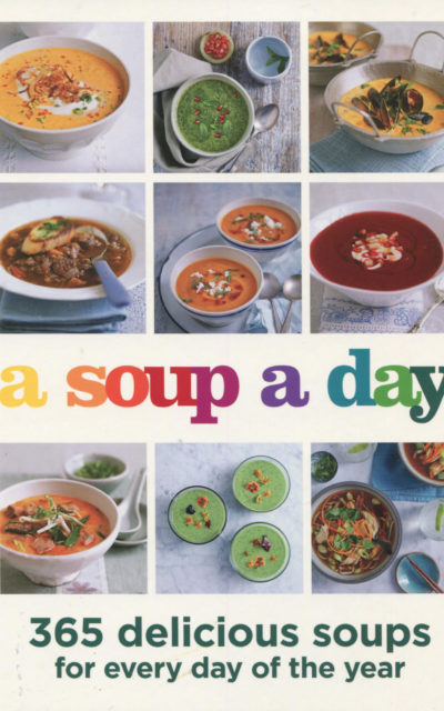 Cookbook Review: A Soup a Day