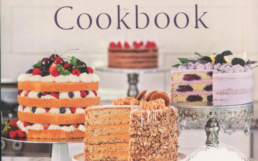 Cookbook Review: The European Cake Cookbook by Tatyana Nesteruk