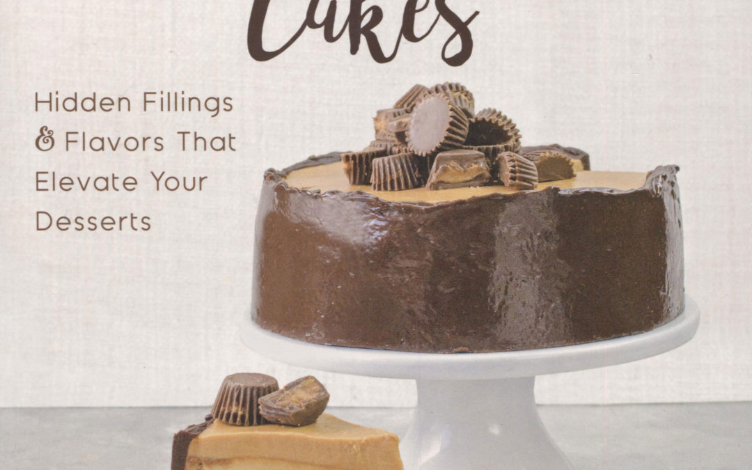 Cookbook Review: Secret-Layer Cakes by Dini Kodippili