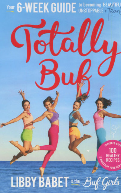 Cookbook Review: Totally Buf