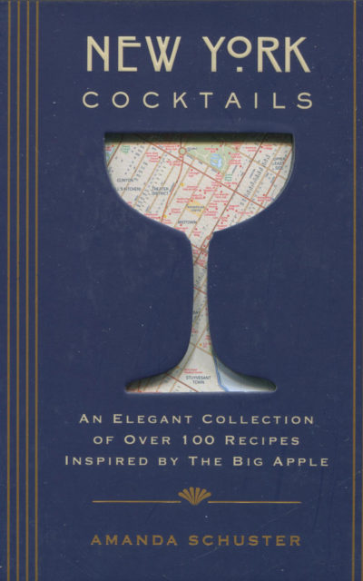 Cookbook Review: New York Cocktails
