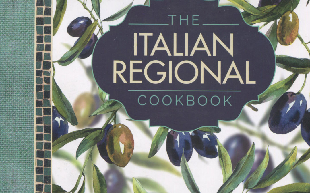 Cookbook Review: The Italian Regional Cookbook by Valentina Harris