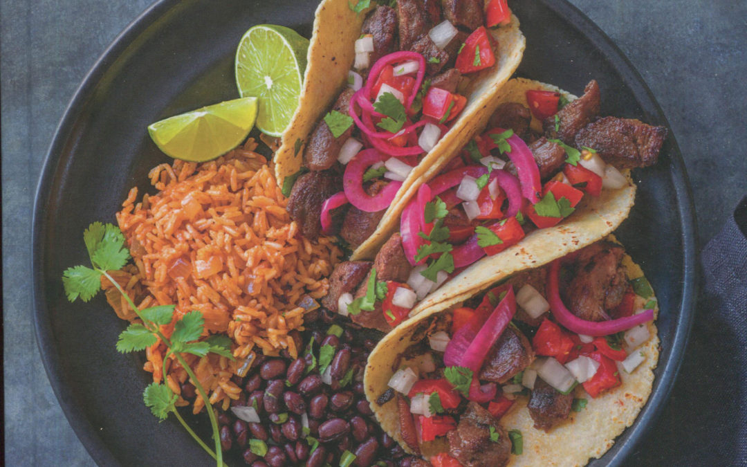 Cookbook Review: Rustic Mexican from Williams Sonoma