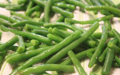 Easy Sichuan Green Beans