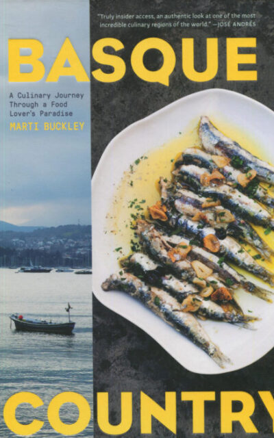 Cookbook Review: Basque Country by Marti Buckley