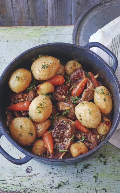Ballymaloe Irish Stew