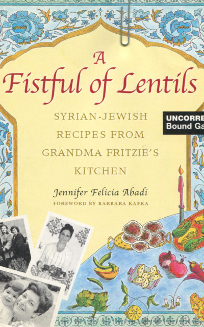 TBT Cookbook Review: A Fistful of Lentils