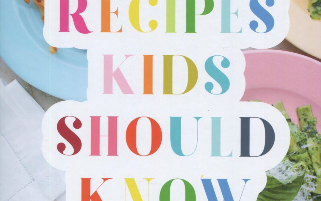 Cookbook Review: 20 Recipes Kids Should Know
