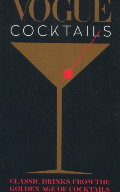Cookbook Review: Vogue Cocktails