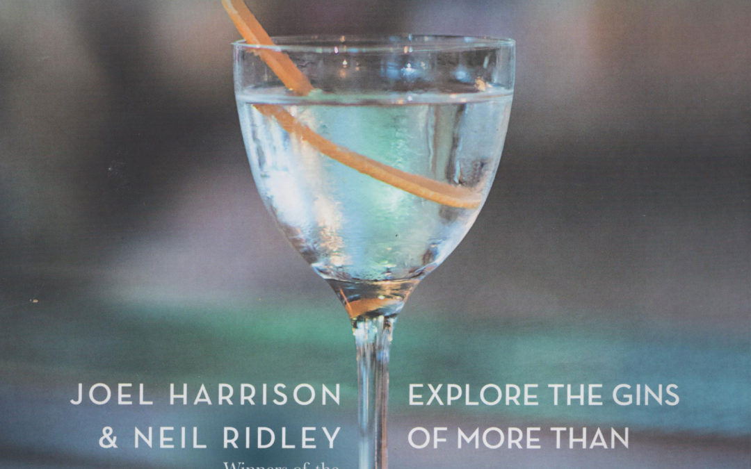 Cookbook Review: The World Atlas of Gin