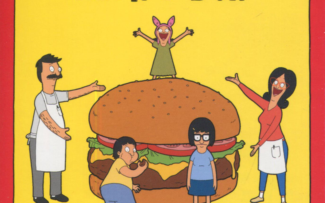 Cookbook Review: The Bob's Burgers Recipe Box