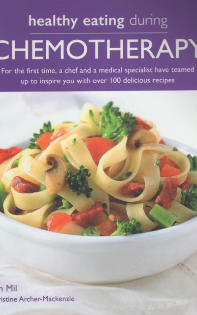 Cookbook Review: Healthy Eating During Chemotherapy