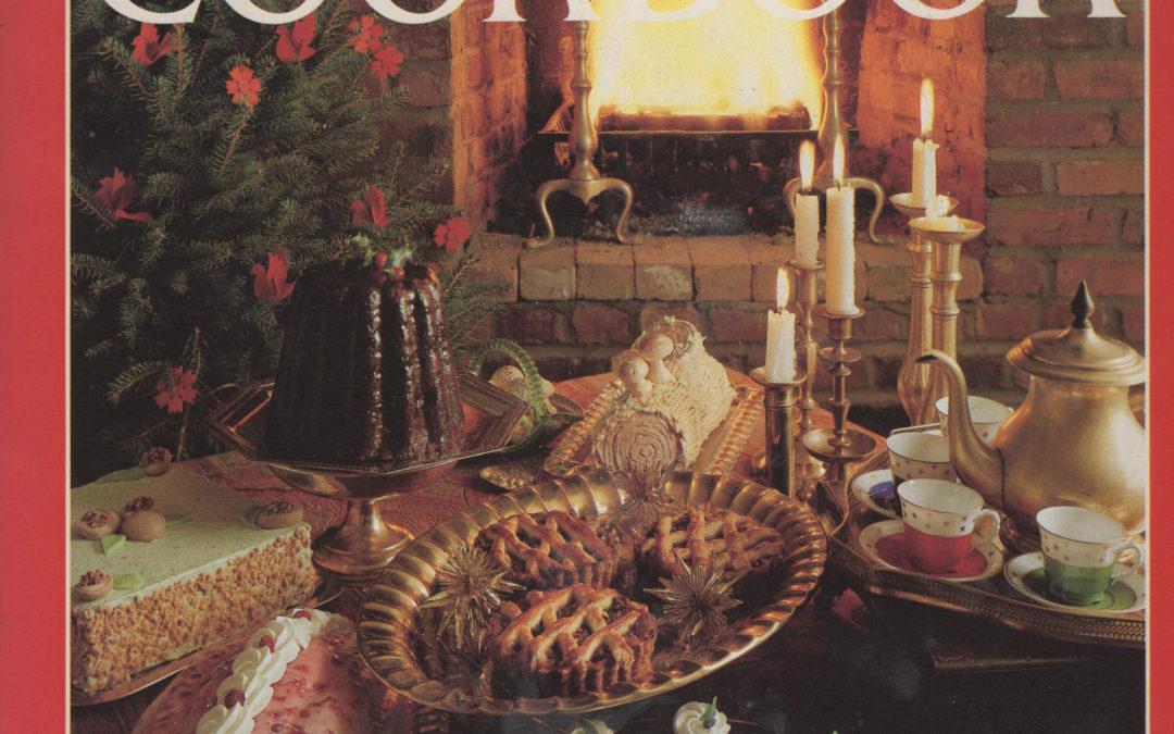 TBT Cookbook Review: John Clancy's Christmas Cookbook